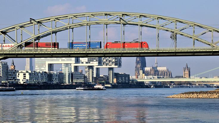 Umweltbundesamt-Daten zeigen: Schienengüterverkehr ist umweltfreundlich wie nie