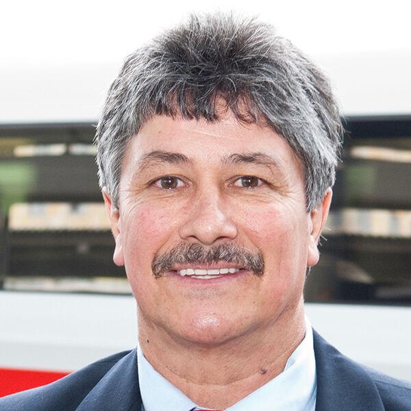 Eisenbahner mit Herz Nominierte 2020 - Peter Gitzen