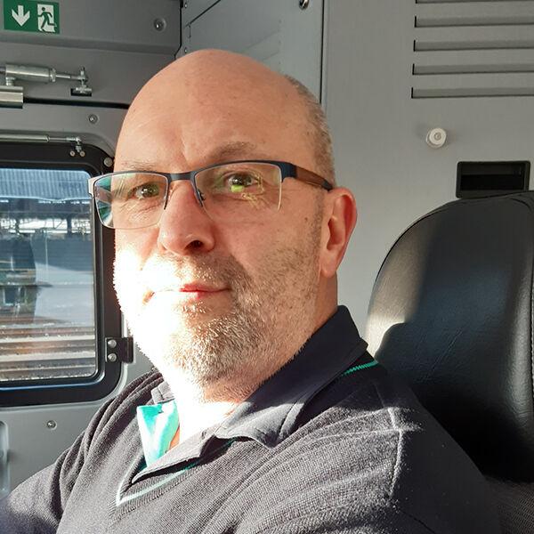 Eisenbahner mit Herz Nominierte 2020 - Klaus Hübner