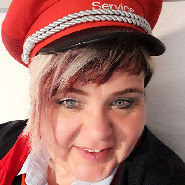 Eisenbahner mit Herz Nominierte 2020 - Annett Heiderich