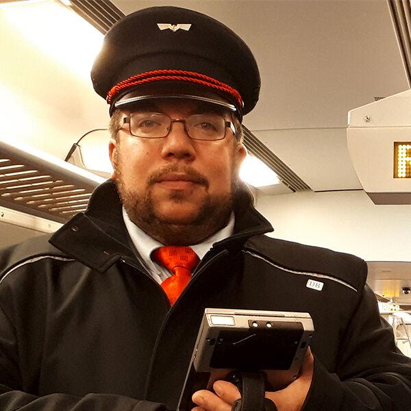 Eisenbahner mit Herz Nominierte 2020 - Mirko Mai