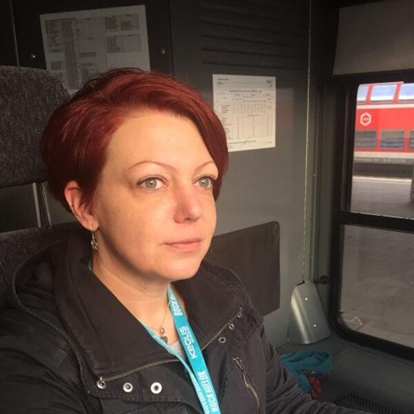 Eisenbahner mit Herz Nominierte 2020 - Bianca Mühren