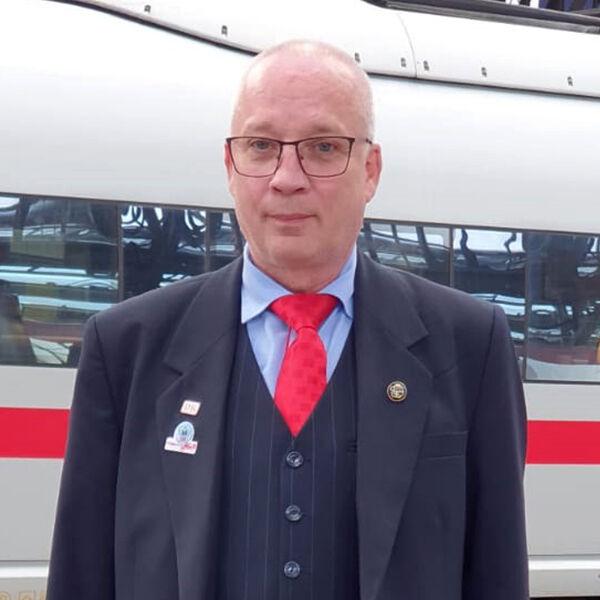 Eisenbahner mit Herz Nominierte 2020 - André Pobloth