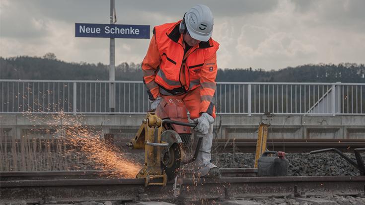 Schienenbranche wird Beschäftigungsmotor
