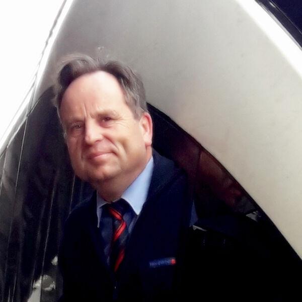 Eisenbahner mit Herz Nominierte 2020 - Mario Hasenberg