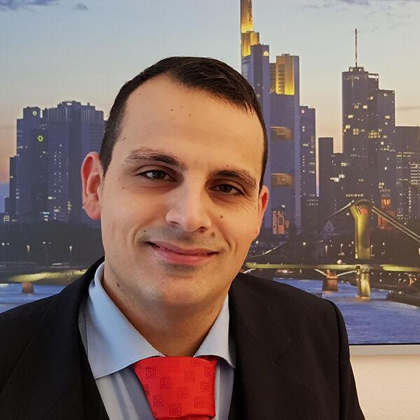 Eisenbahner mit Herz Nominierte 2020 - Gian Pier Santacroce