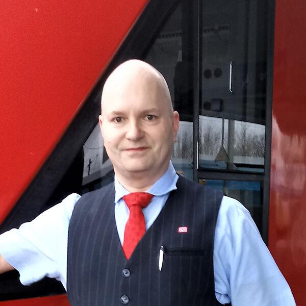 Eisenbahner mit Herz Nominierte 2020 - Karsten Fricke