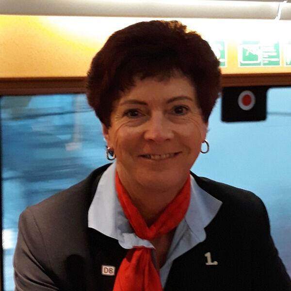 Eisenbahner mit Herz Nominierte 2020 - Heike Weiß