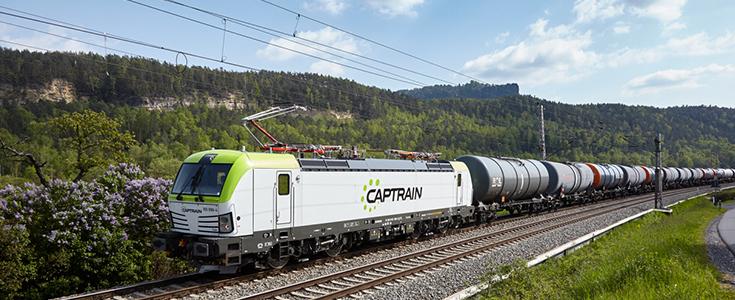 Wettbewerber der Deutschen Bahn haben im Güterverkehr inzwischen 50 % Marktanteil erreicht.