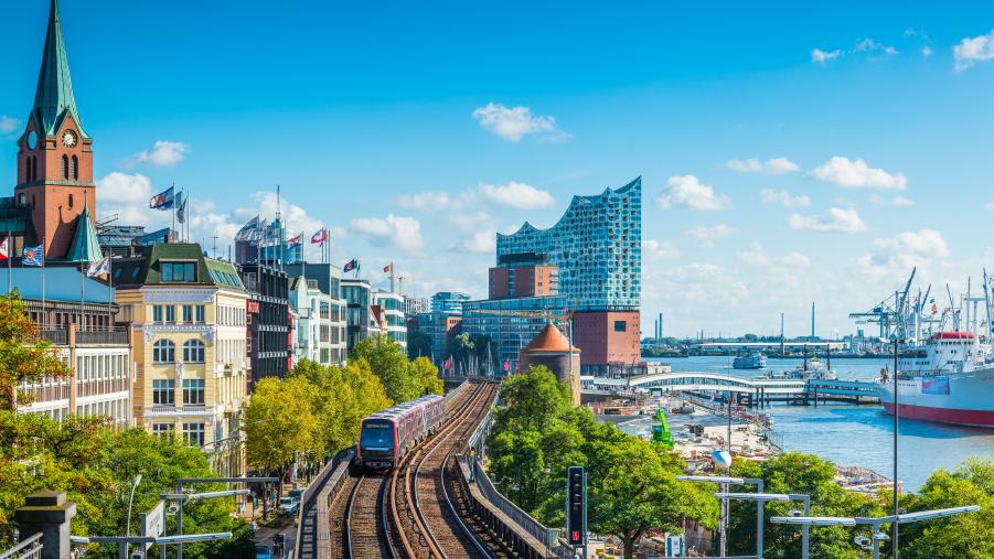 Schienenverkehr ist ein wichtiger Standortfaktor
