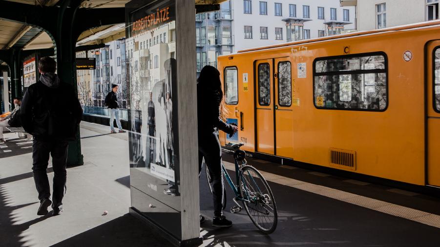 Schienenverkehr – leistet einen Beitrag zur Gesundheit