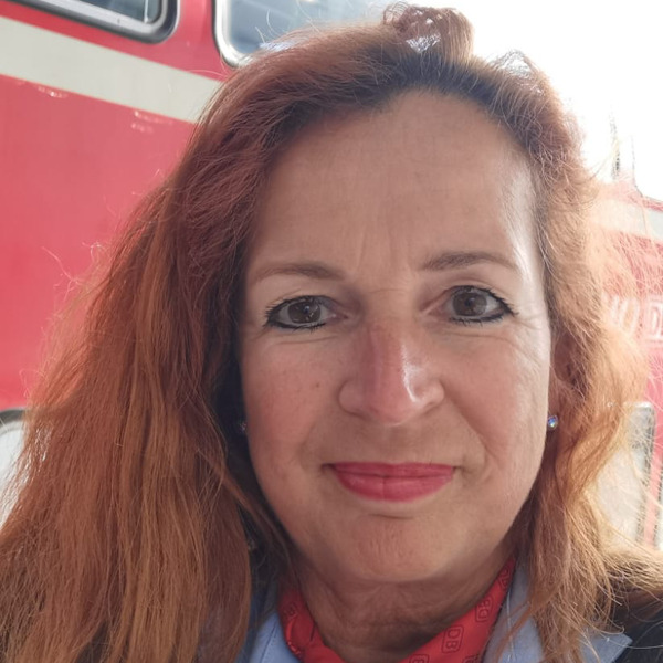 Eisenbahner mit Herz Nominierte 2021 - Manuela Burkardt
