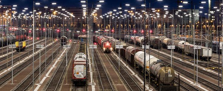 Mit der Digitalisierung in die Zukunft des Schienengüterverkehrs.