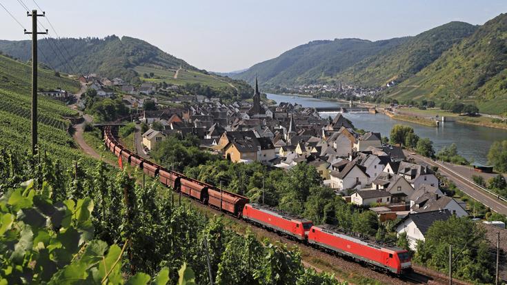 Startseite / Themen / Umwelt / Lärm Lärm und Lärmschutz im Schienenverkehr: Die Bahnen werden leiser