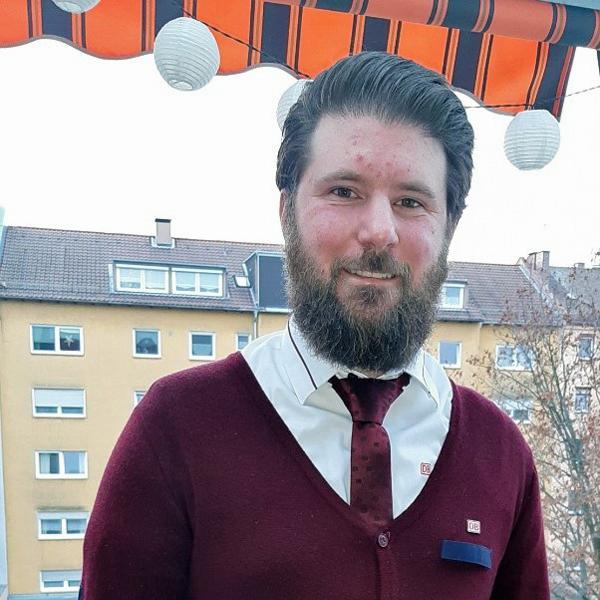 Eisenbahner mit Herz Nominierte 2021 - Gunther Egerer