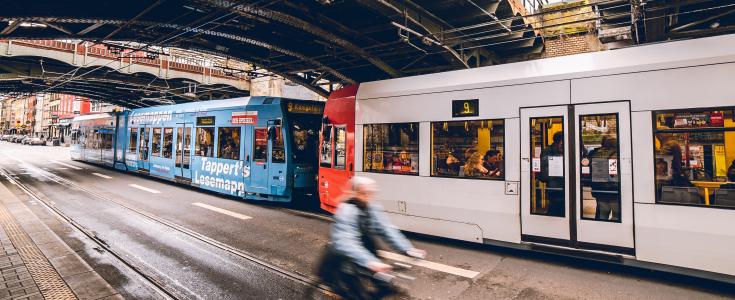 Verkehrswende im urbanen Raum