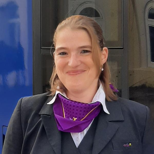 Eisenbahner mit Herz Nominierte 2021 - Daniela Oestreich
