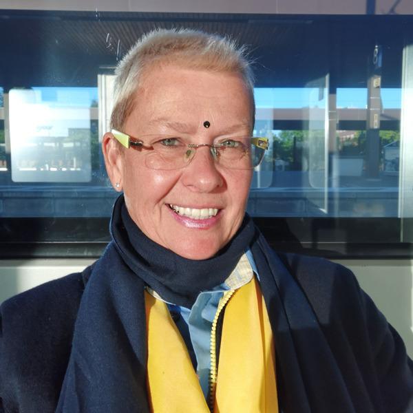 Eisenbahner mit Herz Nominierte 2021 - Claudia Menges