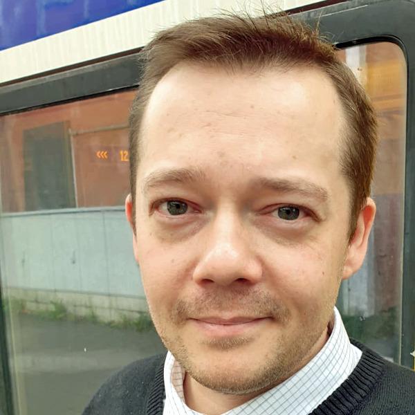 Eisenbahner mit Herz Nominierte 2021 - Dennis Schnieder