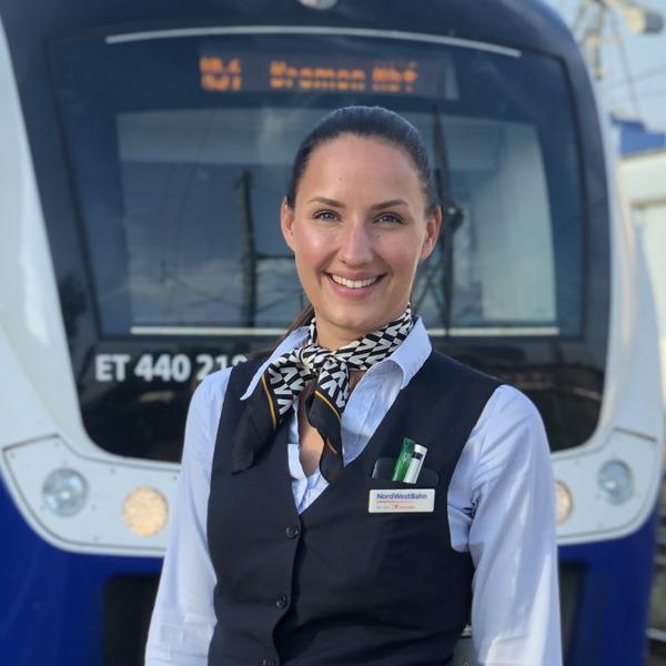 Eisenbahner mit Herz Nominierte 2021 - Sarah Appel