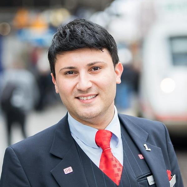 Eisenbahner mit Herz Nominierte 2021 - Alexander Pojonie