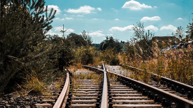 Die Reaktivierung von Gleisen bietet großes Potential.