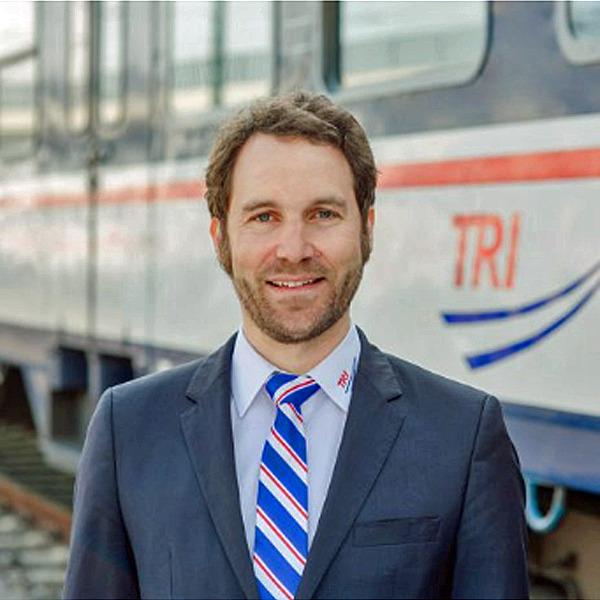 Eisenbahner mit Herz Nominierte 2021 - Henrik Feldmann