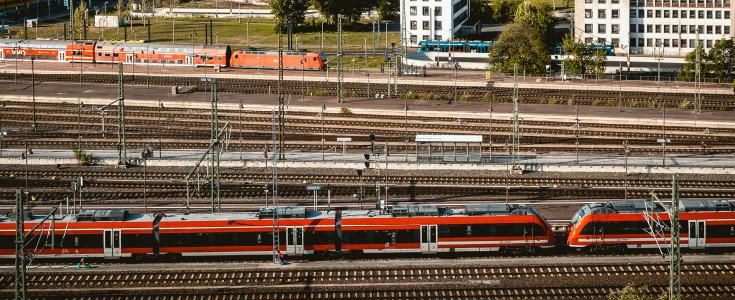 Das Schienennetz in Deutschland - Alle Informationen finden Sie hier.