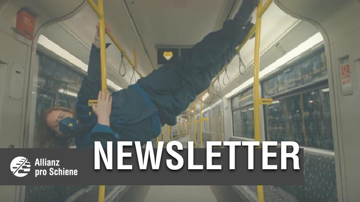 Newsletter Allianz pro Schiene Juni