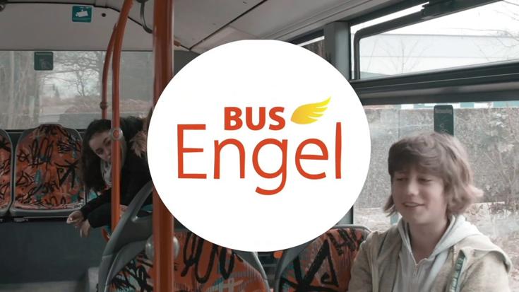HVV-Schulprojekte: Bus-Engel