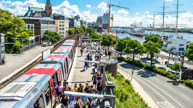 Gute Aussichten - viele Städte gehen in der Verkehrswende schon voran.