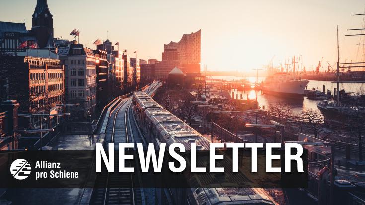 September Newsletter Allianz pro Schiene