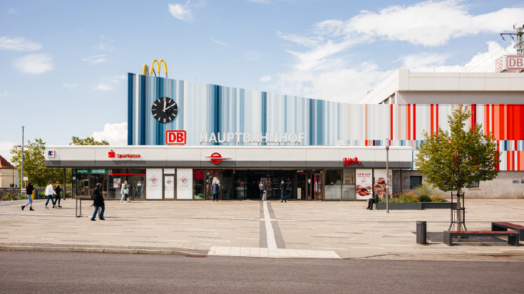 Der Bahnhof des Jahres 2021: Cottbus Hauptbahnhof