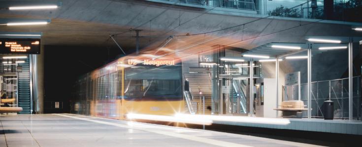 Wie gut sind Bus und Bahn in Deutschland erreichbar?