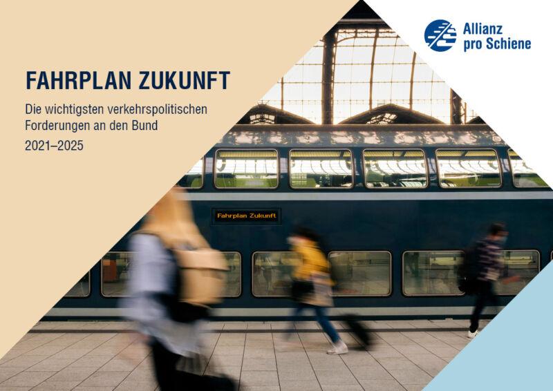 Cover Fahrplan Zukunft